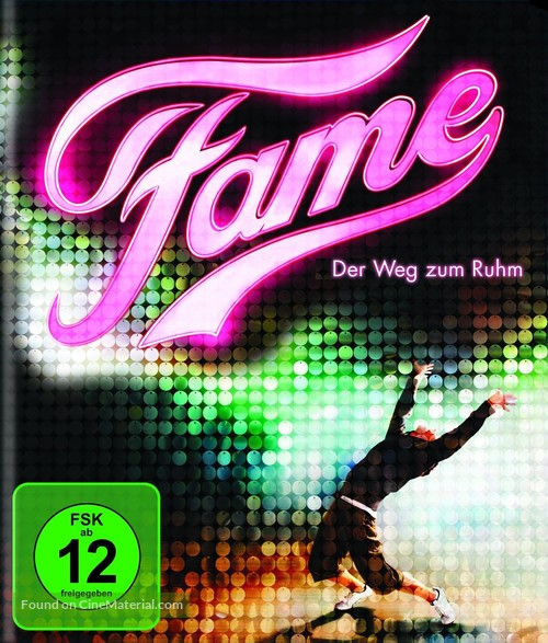 Fame - German Movie Cover