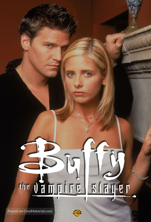 """Buffy the Vampire Slayer"" - Movie Poster"