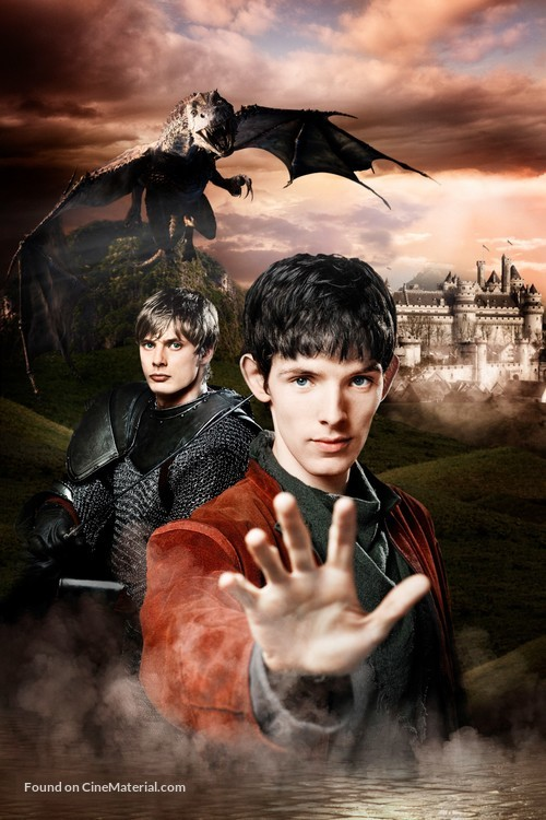 """Merlin"" - British Key art"