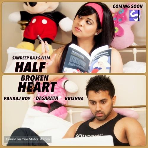 Half Broken Heart - Indian Movie Poster