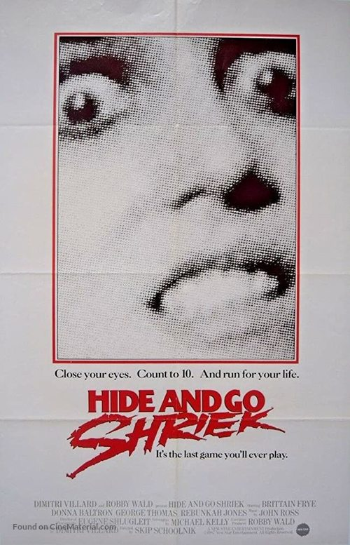 Hide and Go Shriek - Movie Poster