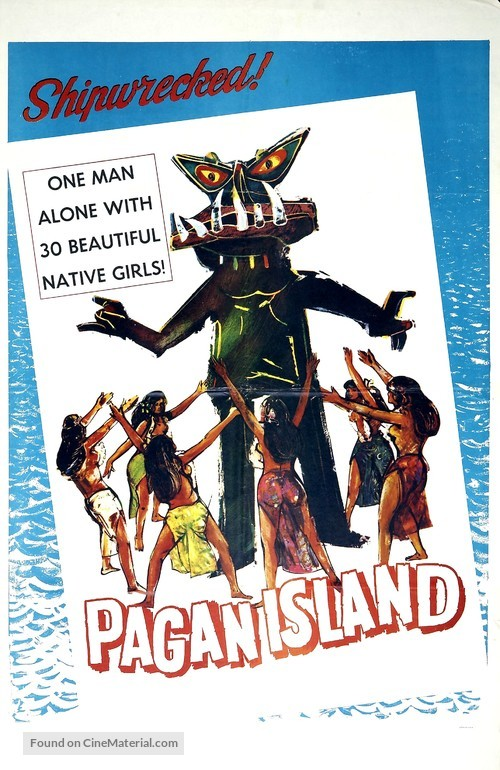 Pagan Island - Movie Poster