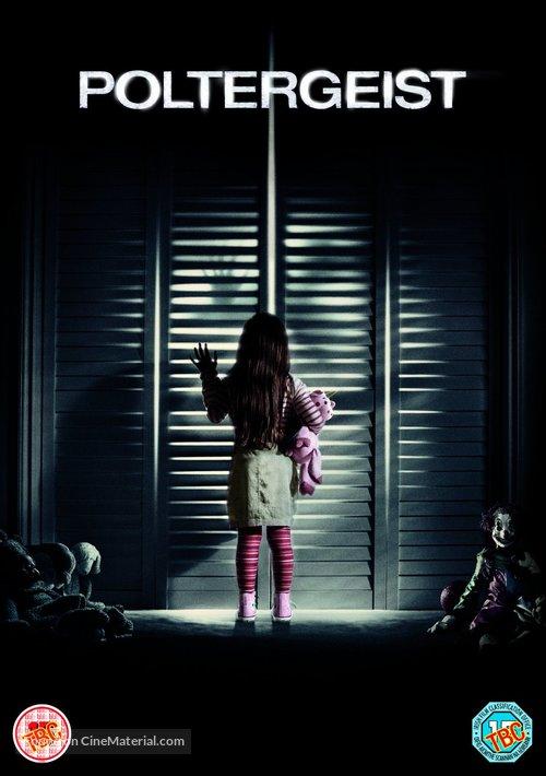 Poltergeist - British DVD cover
