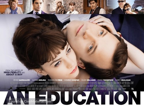An Education - British Movie Poster