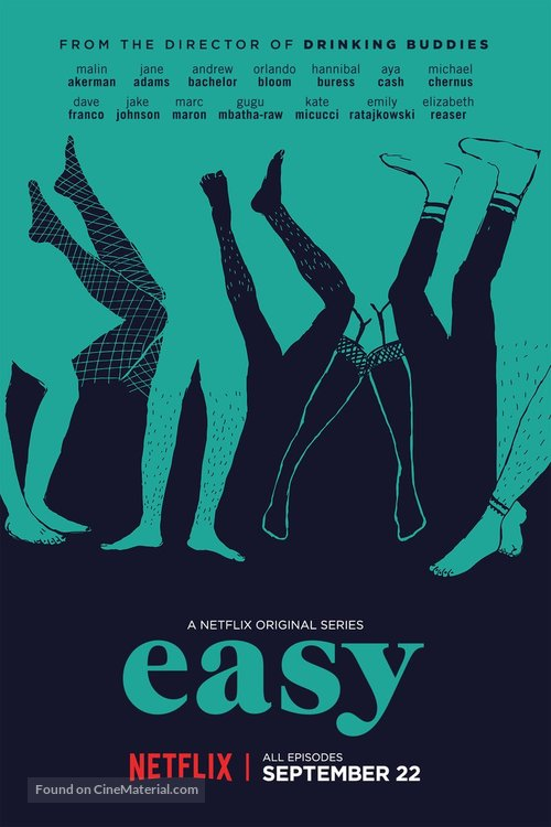 """Easy"" - Movie Poster"