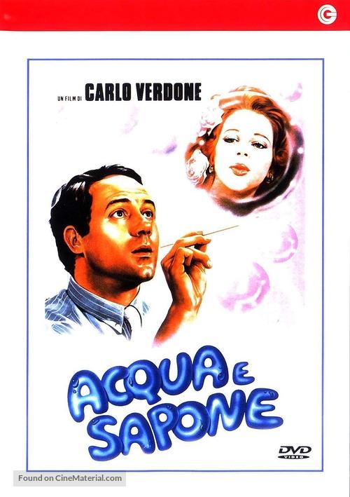 Acqua e sapone - Italian Movie Cover