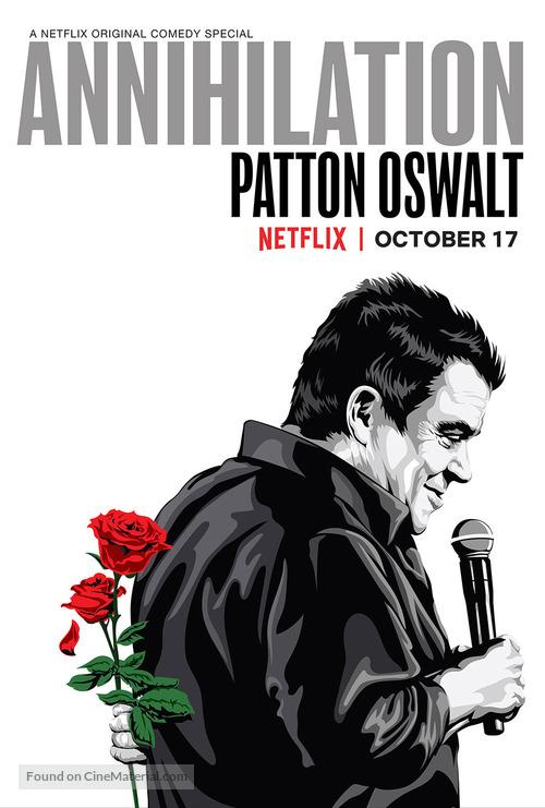 Patton Oswalt: Annihilation - Movie Poster