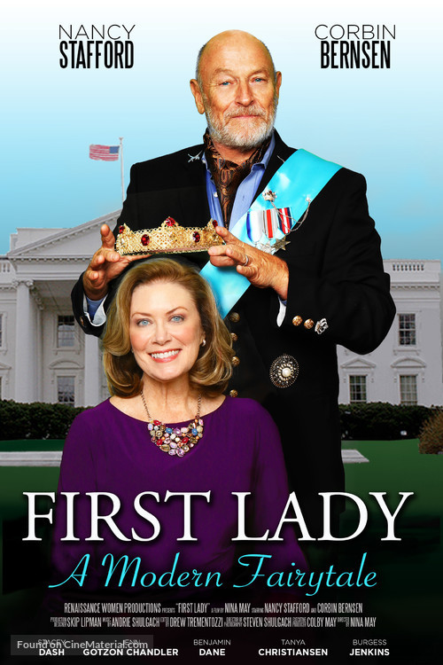 First Lady - Movie Poster