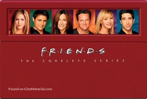"""""""Friends"""" - Movie Cover"""