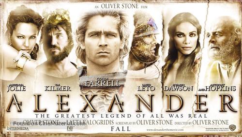 Alexander - Movie Poster