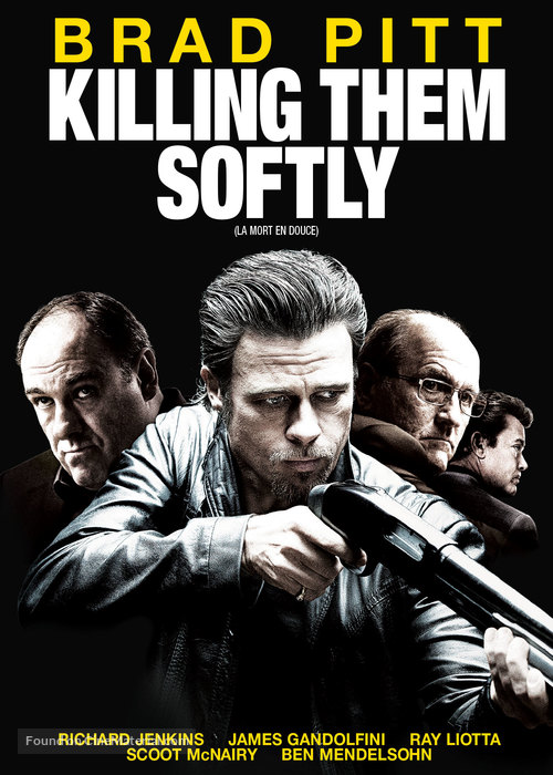 Poster of Killing Them Softly 2012 Dual Audio 720p Download