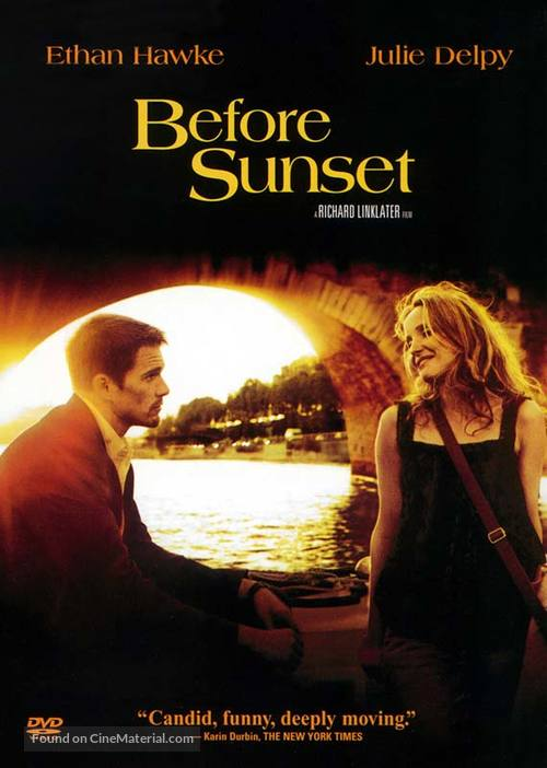 Before Sunset - Movie Cover