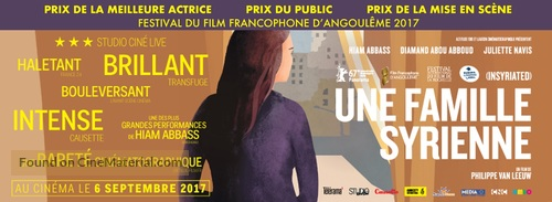 Insyriated - French Movie Poster