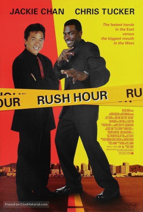 Rush Hour - Movie Poster