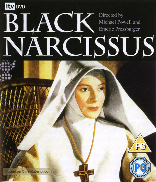 Black Narcissus - Blu-Ray movie cover