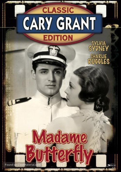 Madame Butterfly - German Movie Cover