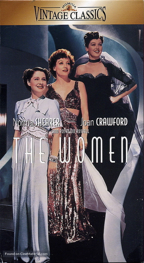 The Women - VHS cover