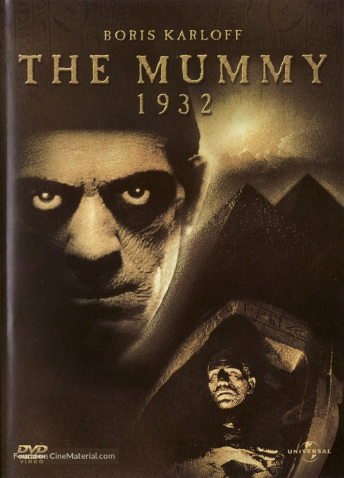 The Mummy - Movie Cover