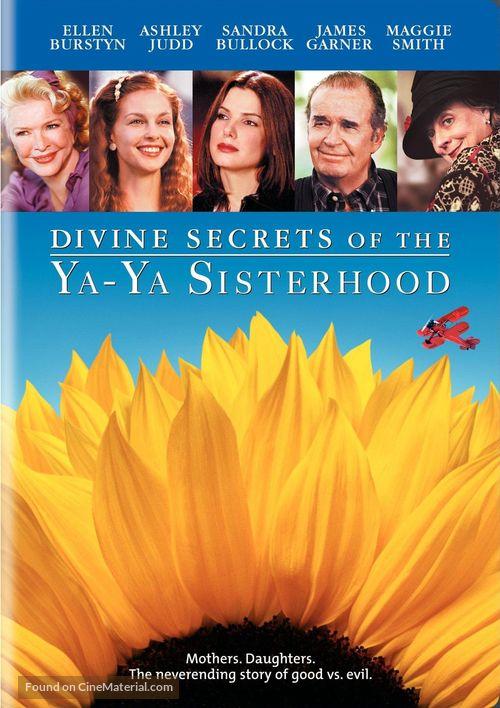 Divine Secrets of the Ya-Ya Sisterhood - DVD movie cover
