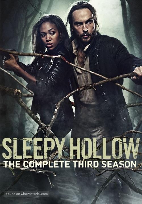 """Sleepy Hollow"" - Movie Cover"