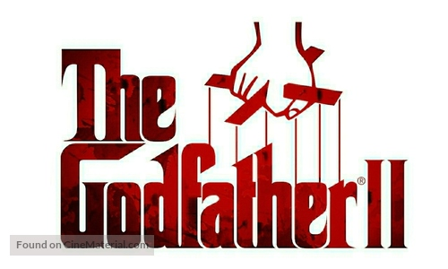 the godfather part ii logo