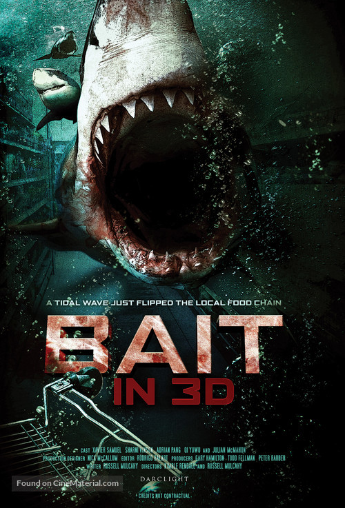 Bait - Movie Poster