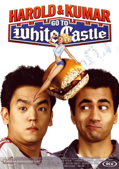 Harold & Kumar Go to White Castle - Dutch Movie Poster