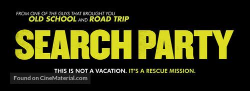 Search Party - Logo