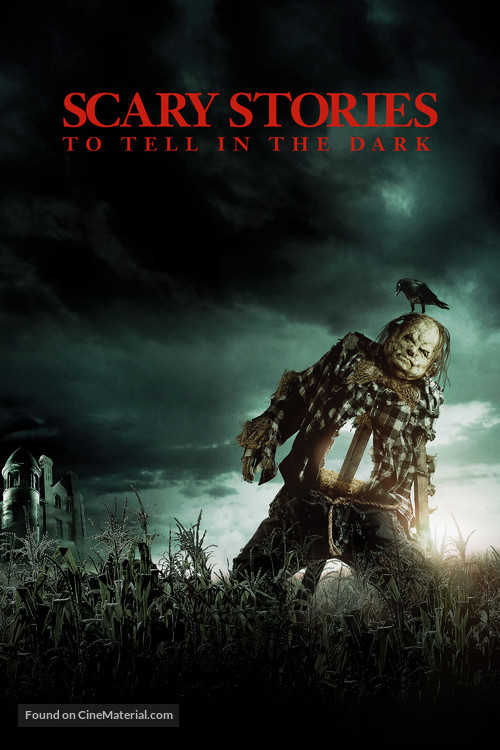 Scary Stories to Tell in the Dark - British Movie Cover