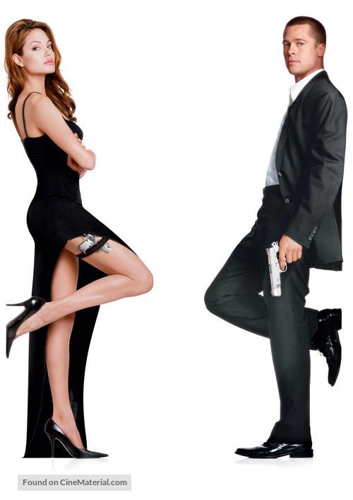 Mr. & Mrs. Smith - Key art