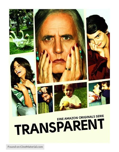 """Transparent"" - German Movie Poster"