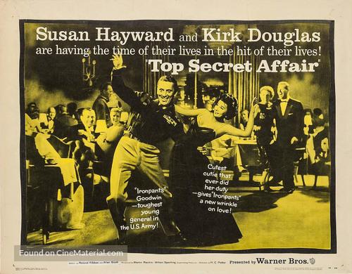 Top Secret Affair - Movie Poster