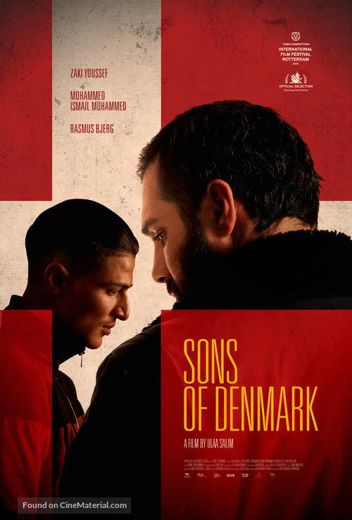 Danmarks sønner - Danish Movie Poster
