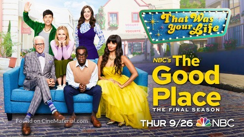 """The Good Place"" - Movie Poster"