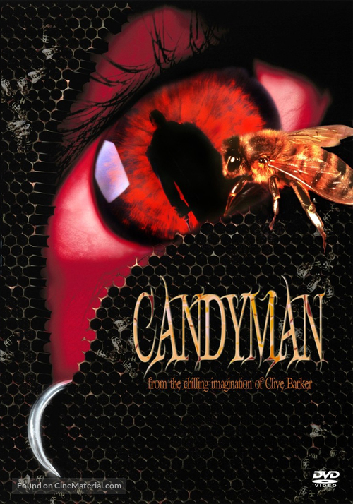 Candyman - DVD movie cover