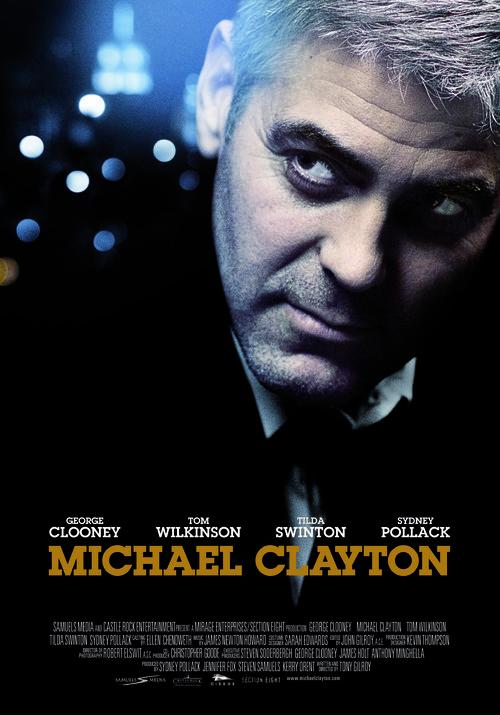 Michael Clayton - poster
