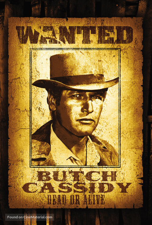 Butch Cassidy and the Sundance Kid - Movie Poster