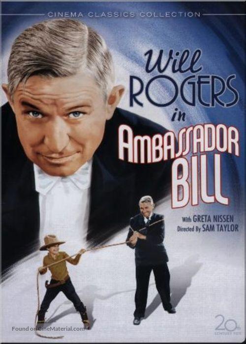 Ambassador Bill - DVD movie cover