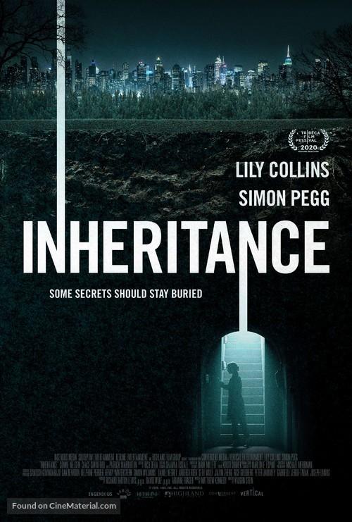 Inheritance - Movie Poster