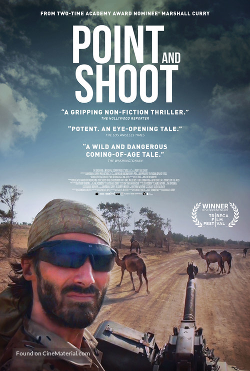 Point and Shoot - Movie Poster