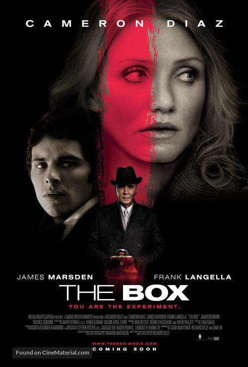 The Box - Movie Poster