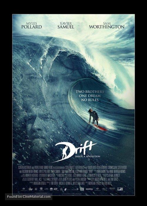 Drift - Australian Movie Poster