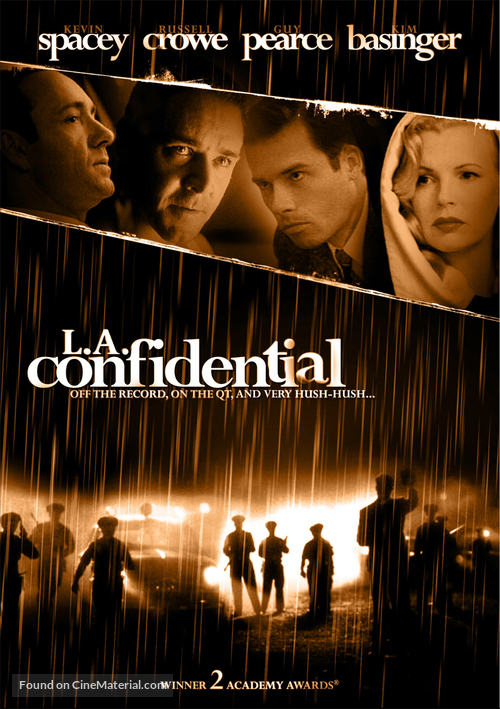 L.A. Confidential - Movie Poster