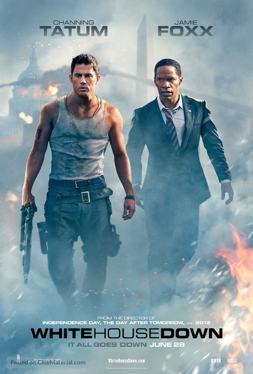 White House Down - Movie Poster
