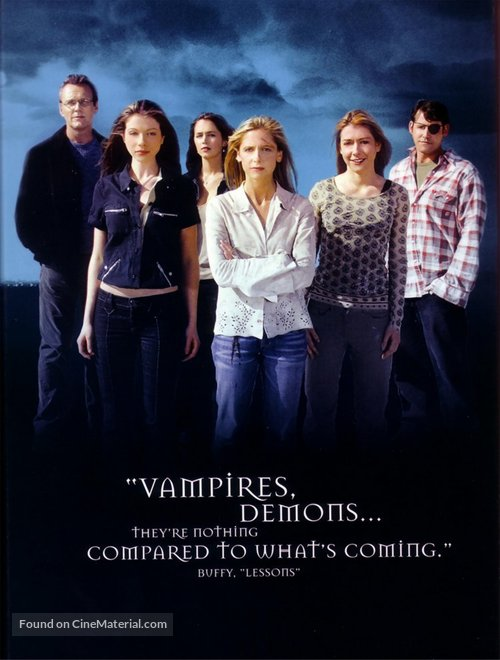 """Buffy the Vampire Slayer"" - Movie Poster"