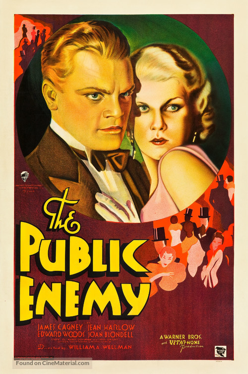 The Public Enemy - Movie Poster