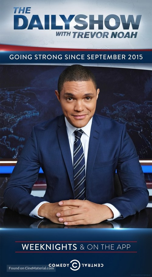 """""""The Daily Show"""" - Movie Poster"""