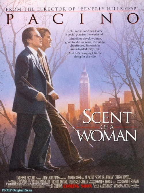 Scent of a Woman - Movie Poster
