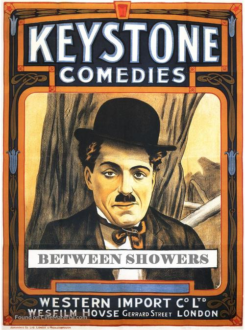 Between Showers - Movie Poster