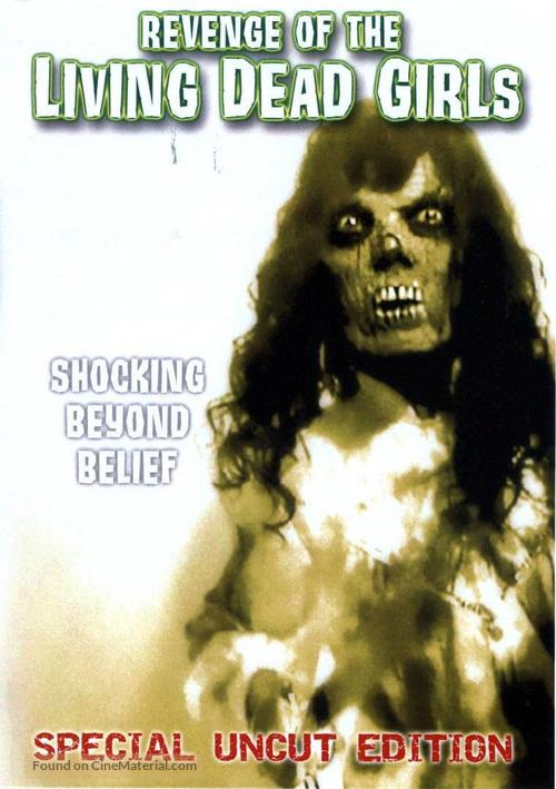 La revanche des mortes vivantes - Movie Cover